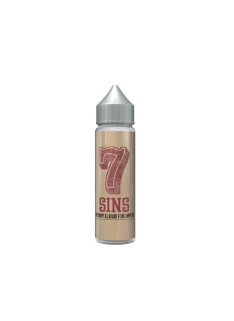 7 SINS-FLAVOR SHOTS  15ML/60ML