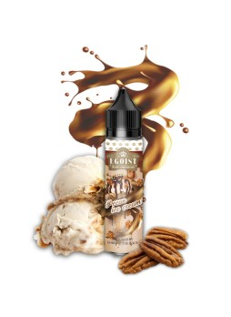 EGOIST-PECAN ICE CREAM 12ML SHAKE AND VAPE