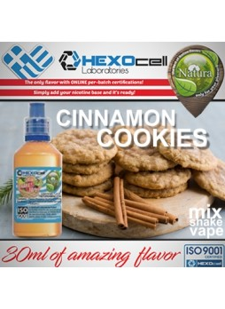 Natura Mix Shake Vape CINNAMON COOKIES 60ml