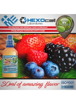 Natura Mix Shake Vape FOREST FRUITS  60ml