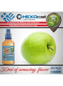 Natura Mix Shake Vape GREEN APPLE 60ml