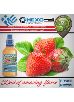 Natura Mix Shake Vape STRAWBERRY 60ml