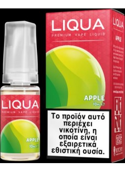 Liqua New 10ml TPD  APPLE