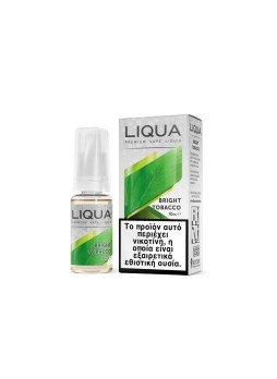 Liqua New 10ml TPD  BRIGHT TOBACCO