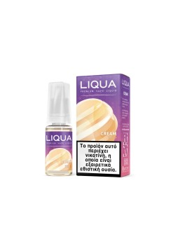 Liqua New 10ml TPD CREAM
