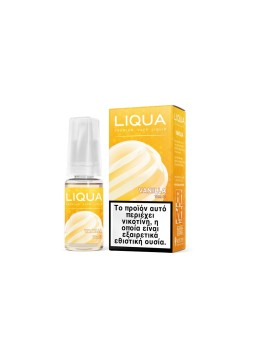 Liqua New 10ml TPD  VANILLA