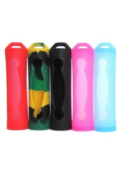 18650 BATTERY SILICONE CASE TUBE