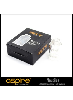 Aspire Nautilus pyrex glass