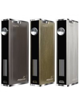 Aspire Pegasus 70 watts temperature control